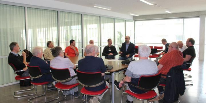 Journée des cercles d'histoire locale aux Archives de l'Etat à Gand