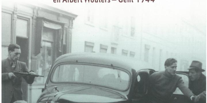 De papegaai is niet dood. Geheim agenten Albert Deweer, Albert Mélot en Albert Wouters - Gent 1944.