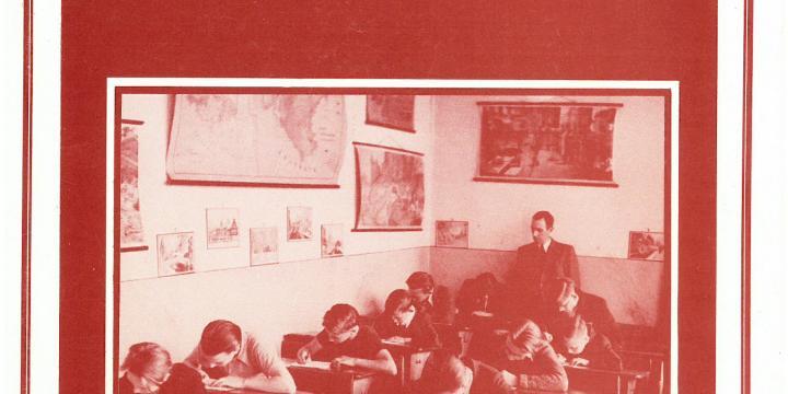 Schoollopen in oorlogstijd. Het dagelijkse leven van middelbare scholieren tijdens de Duitse bezetting (1940-1944).