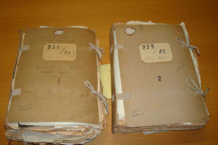 Archives Leo Vindevogel