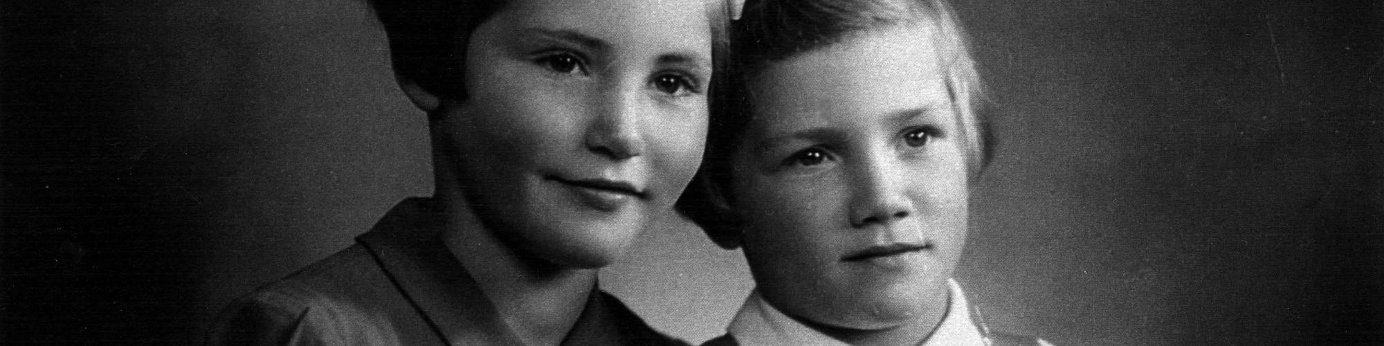 """La collection de photos """"Enfants de guerre"""""""