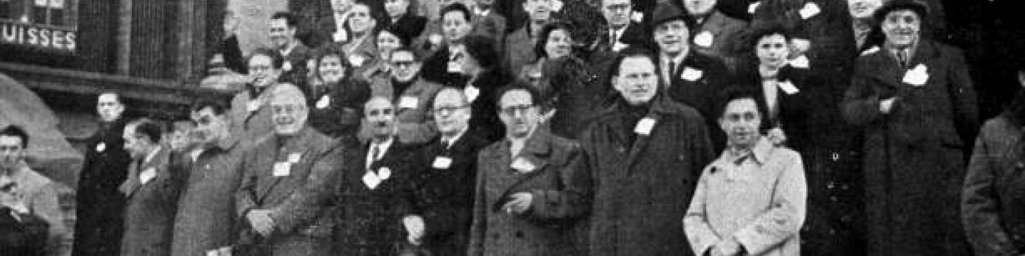 Comité Central du PCB, 1945 - , rechten voorbehouden.