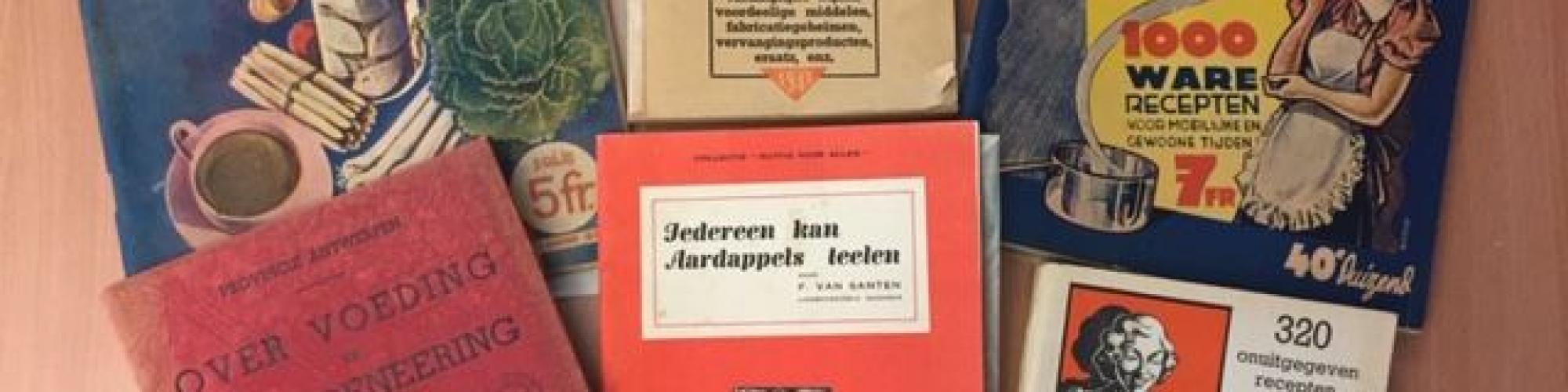 Kookboeken CegeSoma