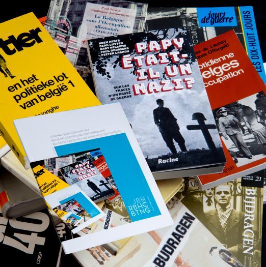 Journée d'étude sur les 75 ans de la Libération et les 50 ans du CegeSoma. 'L'héritage de la Seconde Guerre mondiale en Belgique. Un avenir pour l'histoire ?'